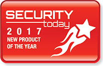 Security Today 2017 Product of the Year